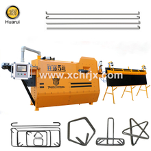 High Working Speed Develop No.5 Stirrup Bending Machine