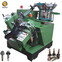 High quality self drilling screw making machine