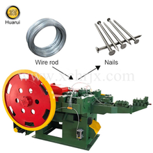 "Z94-5.5C Iron Nail Making Machine for 3""-6"" Nails"