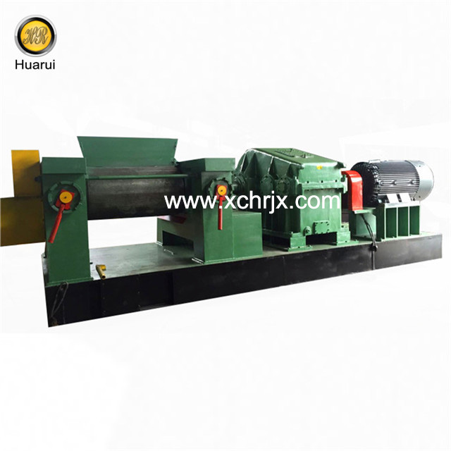 XKP660 Biggest Tire Crusher (host Machine of The Tire Recycling Line)