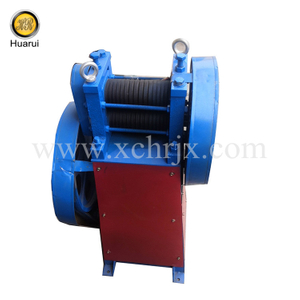 Pointing Rolling Machine