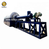 Full-auto Continuous Tire Cracking Equipment /Tire Refining Machine