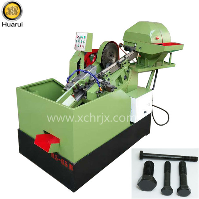 Hexagon / Hex Screw Bolt Making Machine
