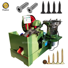 HRB series automatic thread rolling machine manufacturers for screw bolt