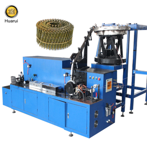 Coil Nail Making Machine/Coil Nail Welding Machine