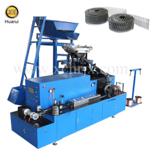 Automatic Coil Nail Making Machine,High Speed Thread Rolling Machine