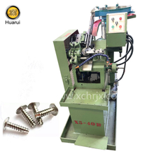 End Milling Machine for Making Self Tapping Wood Screw/ Drywall Screw with Tail Cutting